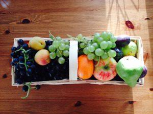 Fruktóza v potravinách