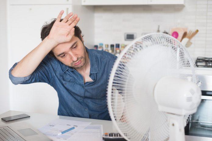 Návaly tepla, horúčosti a ich príčiny
