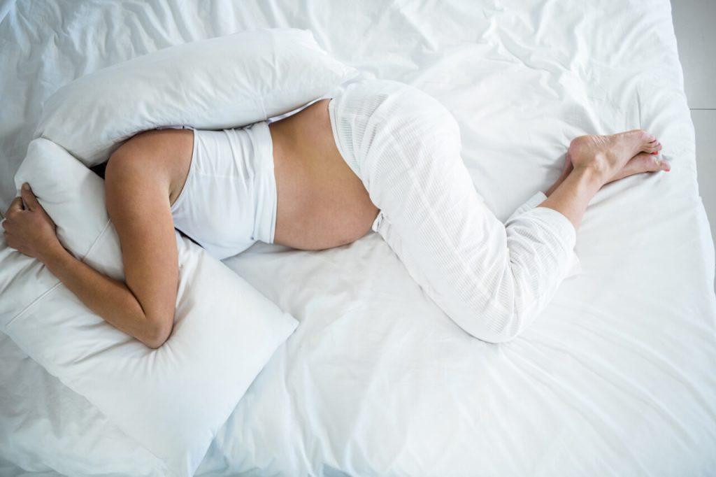 Bolesť brucha a žlčníkový záchvat v tehotenstve