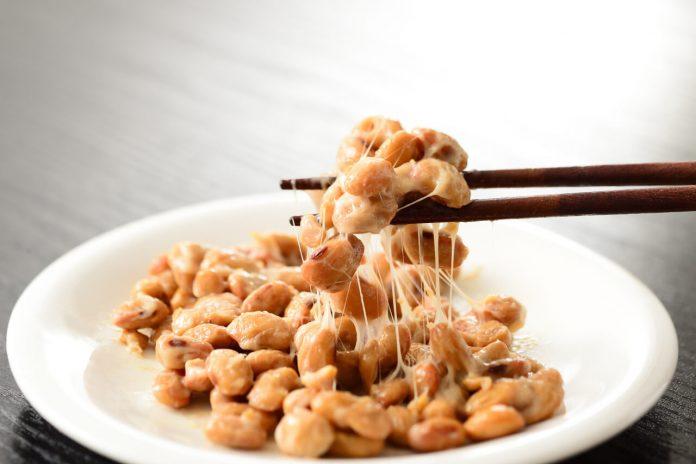 Natto a nattokináza
