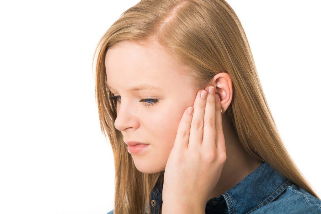 Bolesť ucha u detí