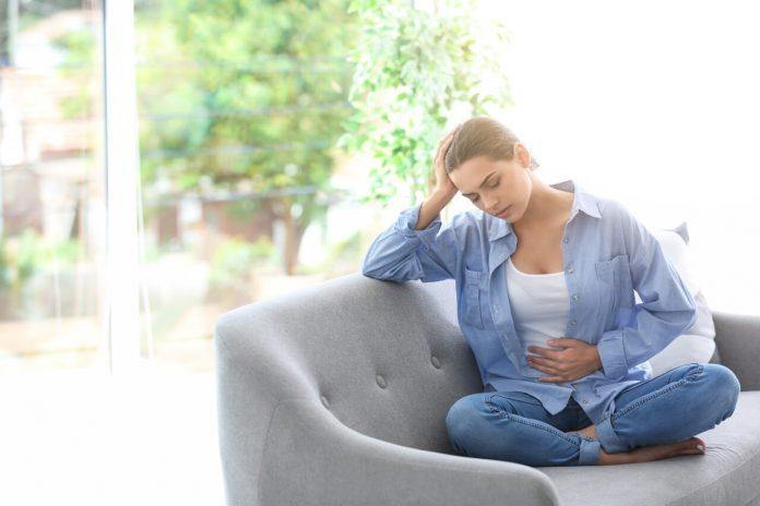Endometrióza, bolesť brucha, menštruácia