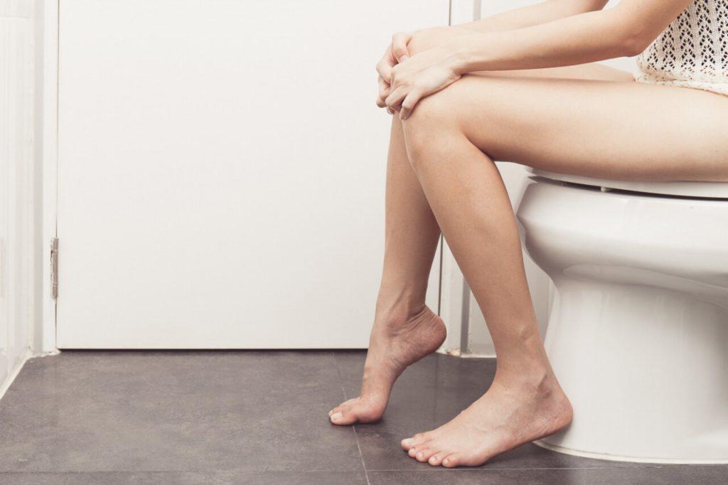 Príznaky tehotenstva - zvýšená potreba močenia