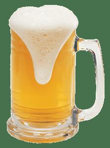 Močové kamene a pivo