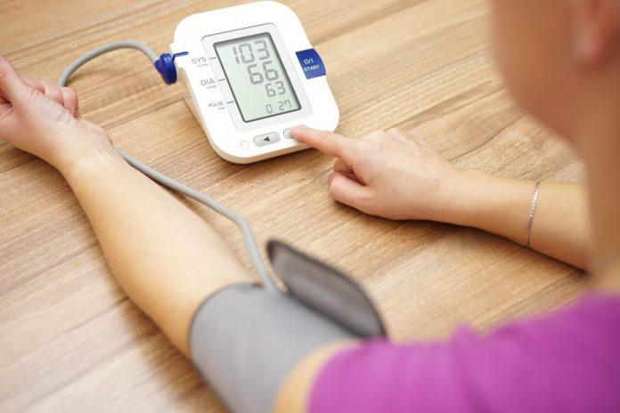 Nízky tlak krvi (hypotenzia)