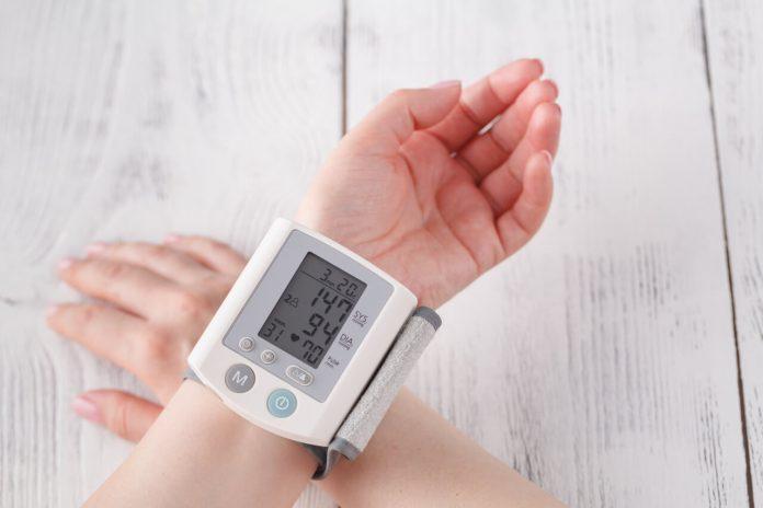 Vysoký tlak krvi (hypertenzia)