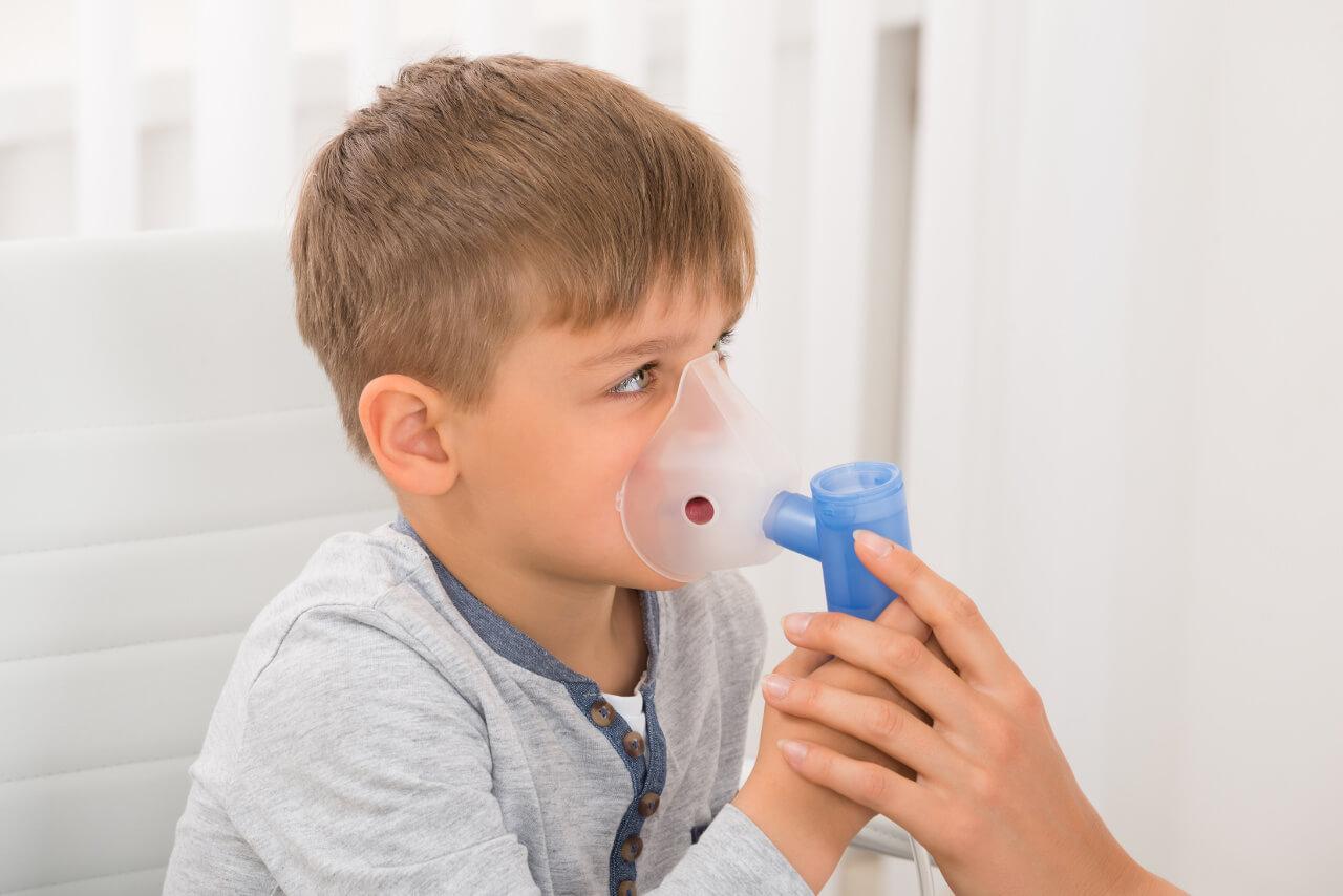 Cystická fibróza - liečba inhaláciou