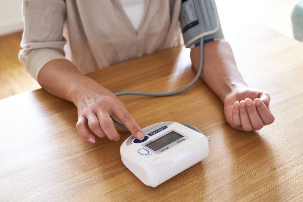 Ideálny krvný tlak a meranie tlaku