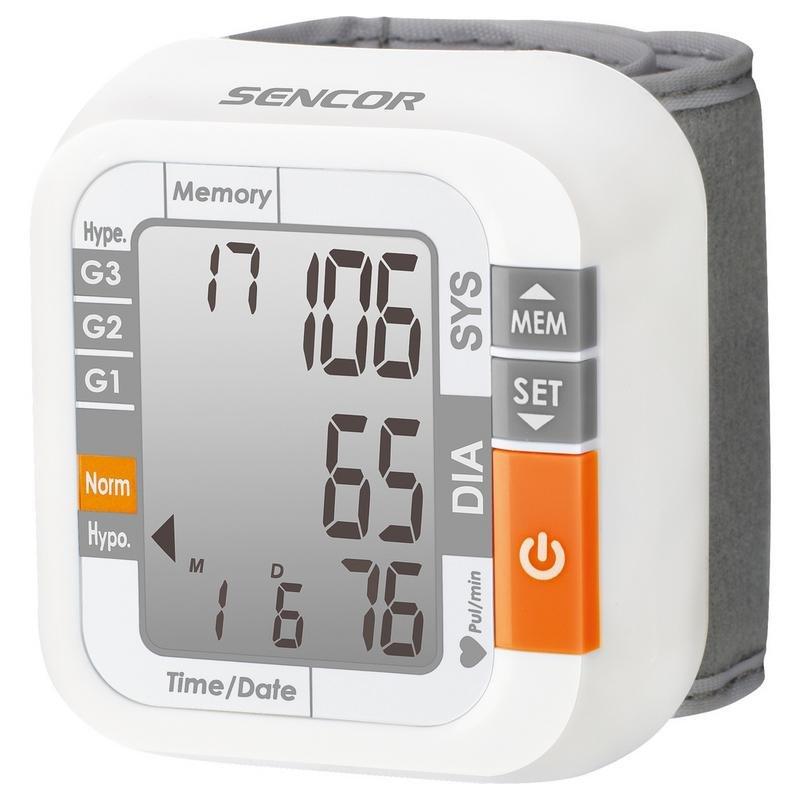 Sencor SBD 1470 digitálny tlakomer
