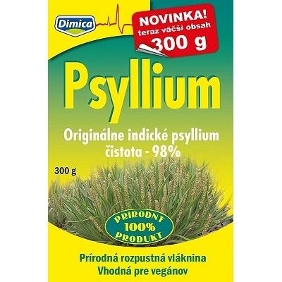 Dimica Psyllium vláknina Recenzia: Psyllium na lepšie trávenie (účinky, dávkovanie, cena) 300g