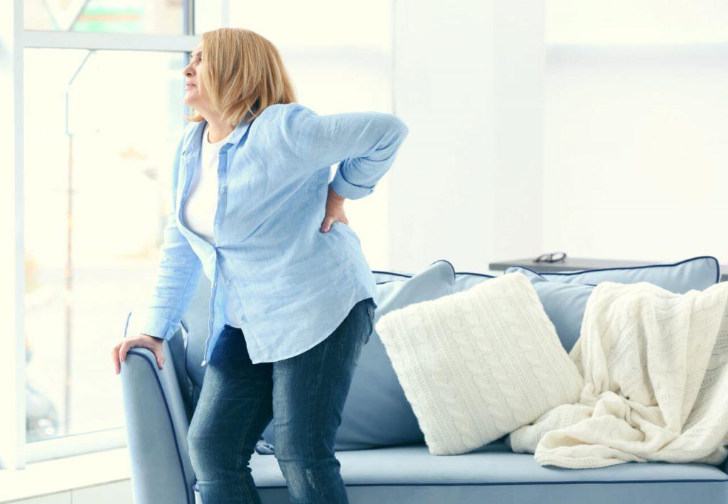 Artróza chrbtice, bolesť chrbta
