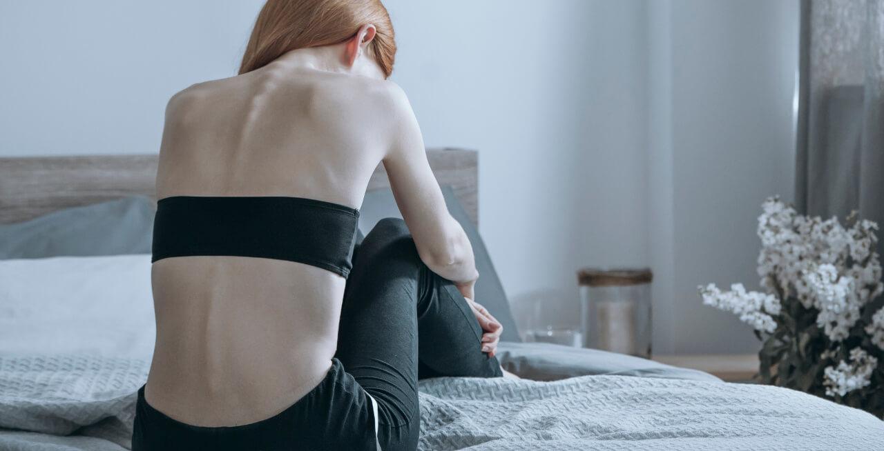 Anorexia nervosa - psychické príznaky