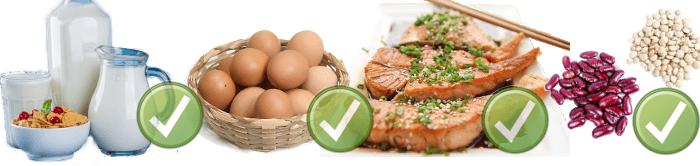 Osteoporóza + Osteopénia a vhodné stravovanie (mlieko a mliečne výrobky, vajcia, ryby, strukoviny)