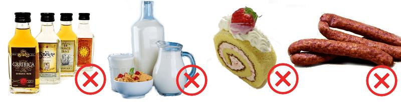 Pankreatitída (zápal pankreasu) - diéta