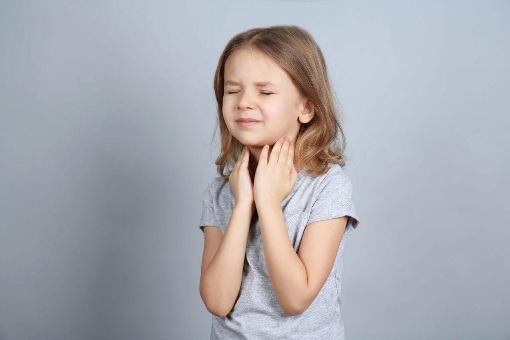 Zápal priedušiek (bronchitída) u detí