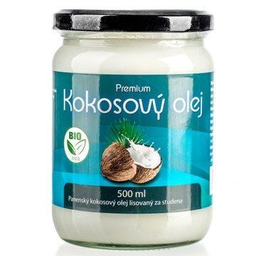 Allnature Kokosový olej BIO Premium
