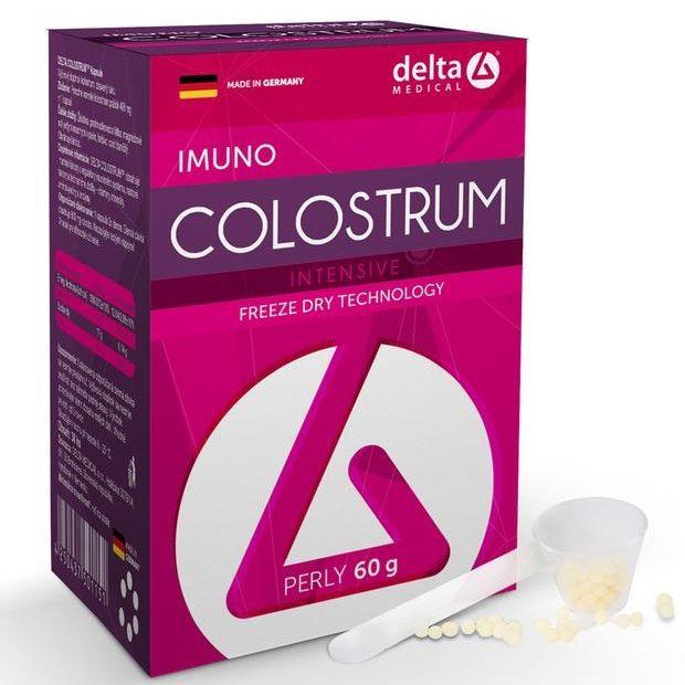 DELTA COLOSTRUM - Perly