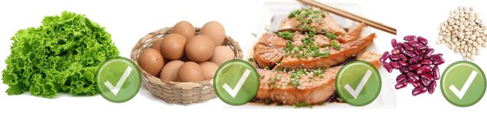 Odporúčané potraviny pri cukrovke (diéta)