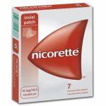 Nicorette invisipatch 25 mg/16h transdermálna náplasť 7 ks