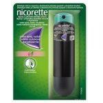 Nicorette spray 1 mg 150 dávok s príchuťou lesného ovocia 1ks