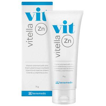 Vitella Zn vitamínová masť so zinkom