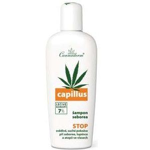 Cannaderm Capillus šampón na seboreu