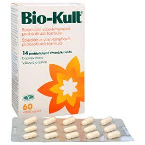 Probiotiká BIO-KULT (60 kapsúl)