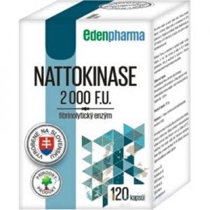 EDENpharma Nattokinase 2000 F.U. 120 kapsúl
