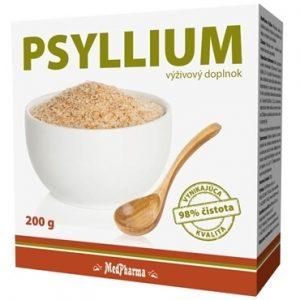 PSYLLIUM prášok (200 g) medpharma