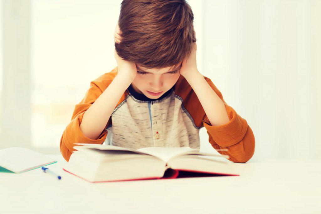 Poruchy učenia, dyslexia