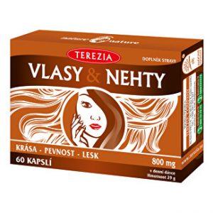 Vlasy & nechty - TEREZIA (60 kapsúl)