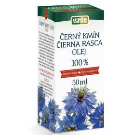 VIRDE ČIERNA RASCA OLEJ (50 ml)