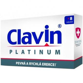 Clavin platinum na podporu erekcie